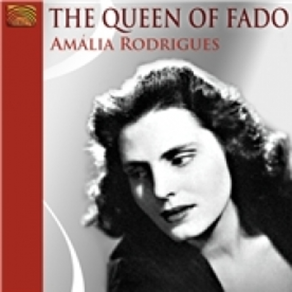 Amalia Rodrigues The Queen of Fado CD