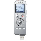Sony ICDUX533S UX Series 4GB Voice Recorder - Silver