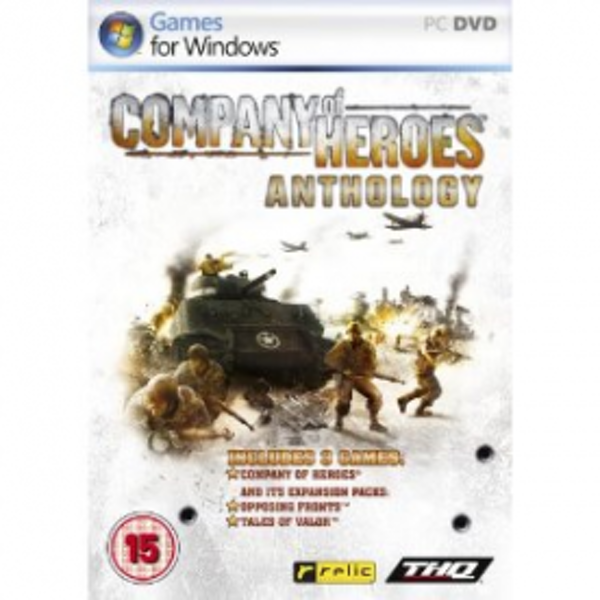 Company Of Heroes Anthology Game PC