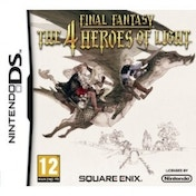 Ex-Display Final Fantasy The 4 Heroes of Light Game DS Used - Like New