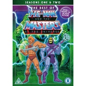 He-Man And The Masters Of The Universe Series 1 & 2 DVD