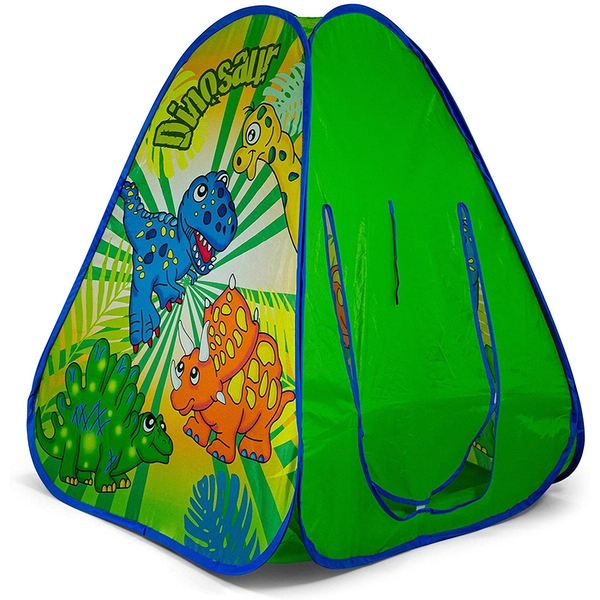 Childrens Dinosaur Pop Up Tent