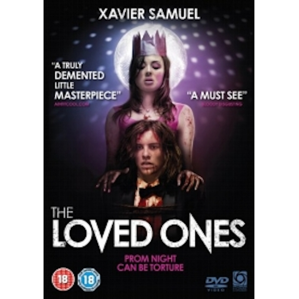 The Loved Ones DVD