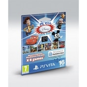Sony PlayStation Vita Disney Mega Pack + 16GB Memory Card PS Vita
