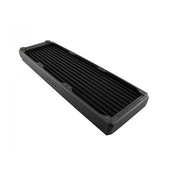 XSPC EX360 Triple 120mm Fan Radiator - Black
