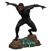 Black Panther Unmasked (Black Panther) Marvel Gallery PVC Statue