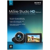 Sony Vegas Movie Studio HD Platinum 11 - MSPVMS11000