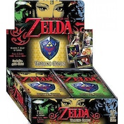 Legend of Zelda Trading Card Booster Box - 24 Packs