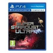 Super Stardust Ultra VR PS4 Game (PSVR Compatible)