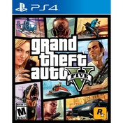 Grand Theft Auto GTA V (Five 5) PS4 Game (#)