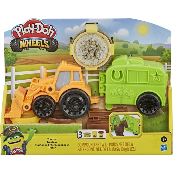 Play-Doh Tractor Playset