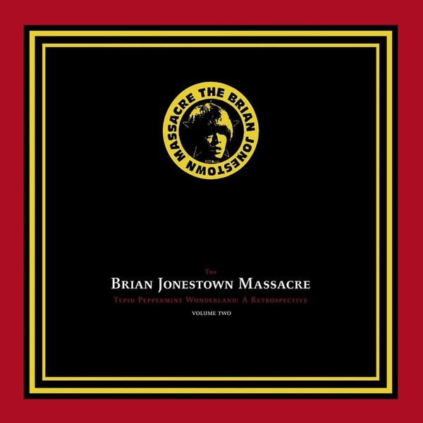 The Brian Jonestown Massacre ‎– Tepid Peppermint Wonderland: A Retrospective (Volume Two) Vinyl