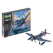 F4U-4 Corsair 1:72 Revell Model Kit