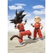 Krillin Early Years (Dragon Ball Z) SH Figuarts Bandai Action Figure - Image 4