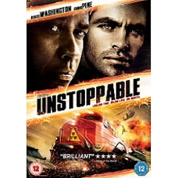 Unstopabble DVD