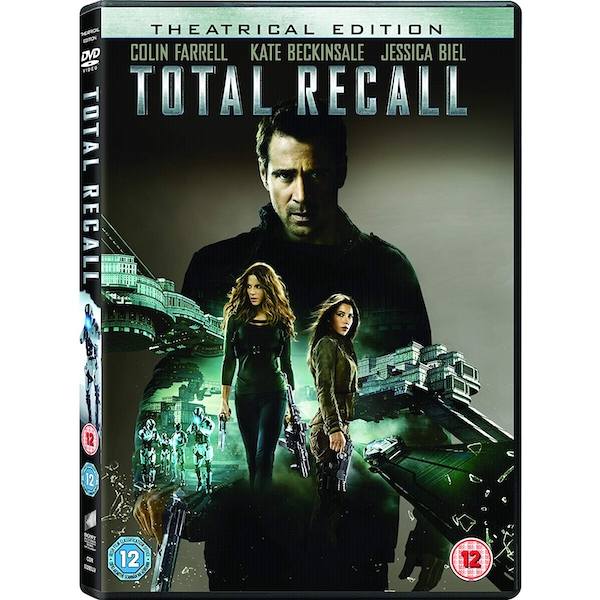 Total Recall - Theatrical Edition DVD