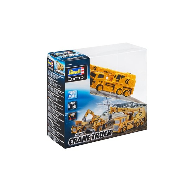 Crane Truck Revell Control Model - Image 1