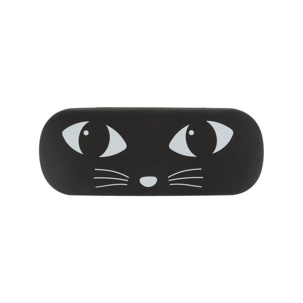Sass & Belle Black Cat Glasses Case