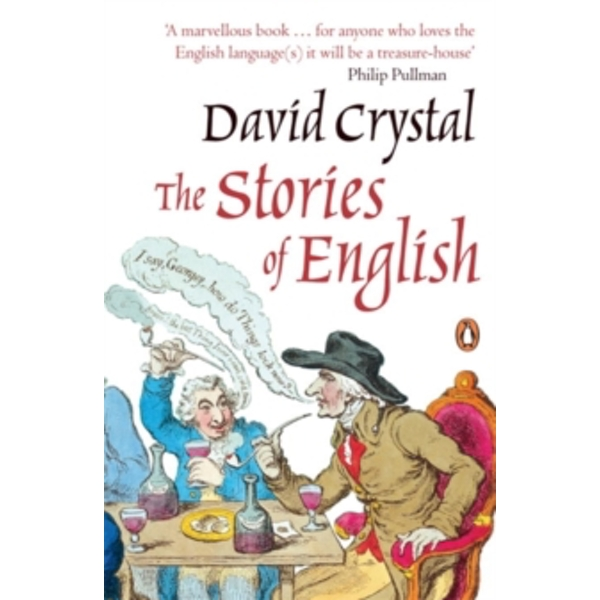 The Stories of English by David Crystal (Paperback, 2005)