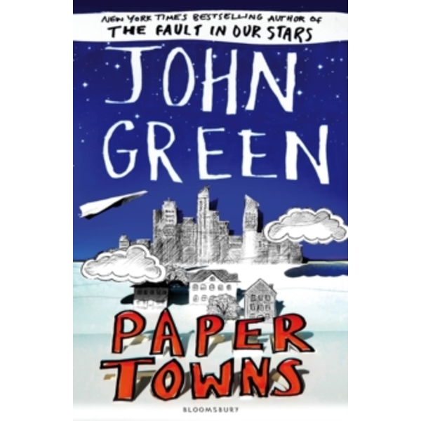 Paper Towns by John Green (Paperback, 2013)