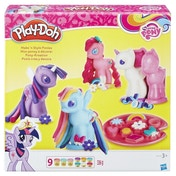 Play-Doh My Little Pony Make-n-Style Ponies
