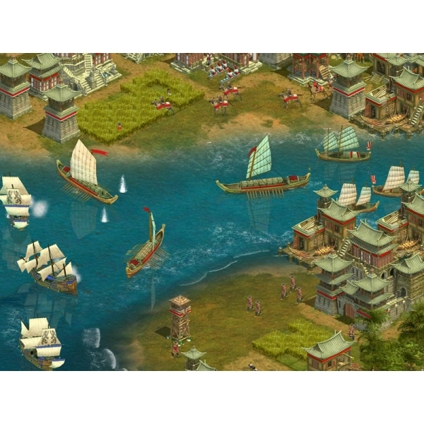Rise Of Nations Gold Edition Game + Add On Game PC - Image 4