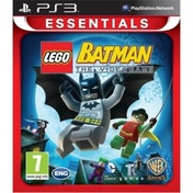 Lego Batman (Essentials) Game PS3