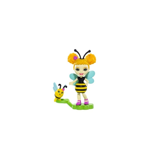 Enchantimals Petal Park Beetrice Bee & Pollen Figures