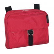 Little Lifestyles 28 x 12 x 23 cm City Compact Pram Bag Raspberry