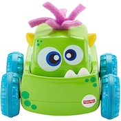 Fisher Price Press & Go Monster Truck Toy
