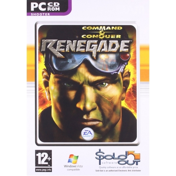 Command & Conquer Renegade Game PC