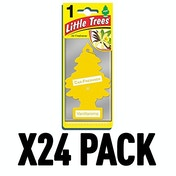 Vanillaroma (Pack Of 24) Little Trees Air Freshener
