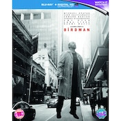 Birdman Blu-ray + UV Copy