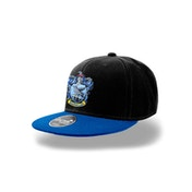 Harry Potter - Ravenclaw Snapback Cap Black/Blue