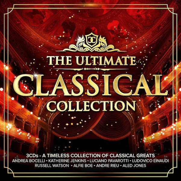 The Ultimate Classical Collection CD
