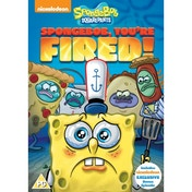SpongeBob SquarePants SpongeBob, You're Fired! DVD