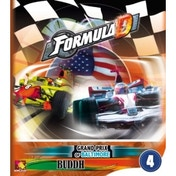 Formula D Circuits 4 Grand Prix of Baltimore and Buddh Board Game