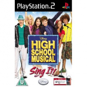 High School Musical + Microphones Game PS2