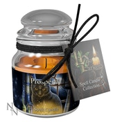 Jasmine (Pack of 6) Prosperity Spell Candle