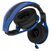Gioteck FL-200 Wired Stereo Headset - Blue (PS4/Xbox One/PC/Mac/Playstation Vita)