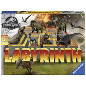 Ravensburger Jurassic World Labyrinth - The Moving Maze Board Game