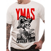 You Me At Six - Cavalier Youth Men's Small T-Shirt - White
