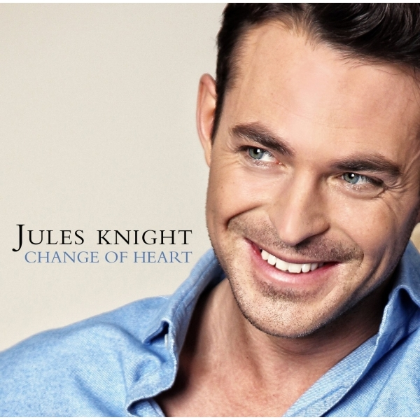 Jules Knight - Change Of Heart CD