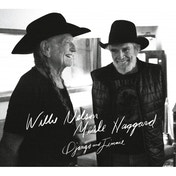 Willie & Merle Haggard Nelson - Django And Jimmie CD