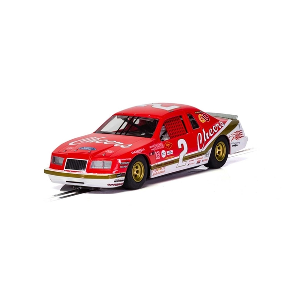 Ford Thunderbird Red & White 1:32 Scalextric Super Resistant Car