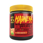 Mutant Madness 225g Sweet Iced Tea Flavour Pre Workout