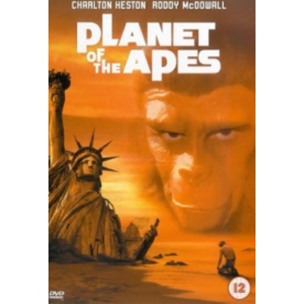 Planet Of The Apes DVD