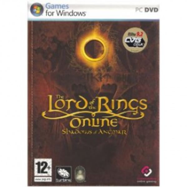 The Lord Of The Rings Online Shadow Of Angmar Gold Edition Game PC
