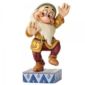 Bashful Boogie (Snow White) Disney Traditions Figurine