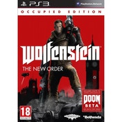 Wolfenstein The New Order Occupied Edition PS3 Game